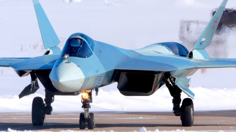Разработват нови оръжия за Су-57