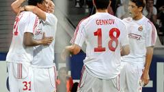 Генков и Иванов с победи в Шампионската лига