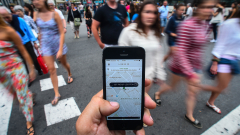 Uber не издържа на конкуренцията на още един пазар