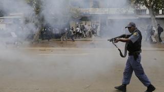 Сблъсъци по време на антиимигрантски протести в ЮАР