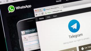 Блокираха Telegram в Русия