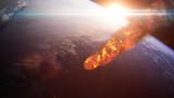 NASA и FEMA с учение за реакция срещу астероид удрящ Земята