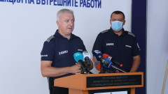 По-малко полицаи на протестите заради заразени с коронавирус