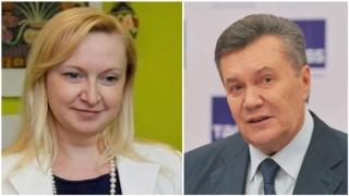 Виктор Янукович има син от любовницата си