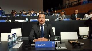 Зам.- министър Павлов участва в Световната младежка конференция в Португалия