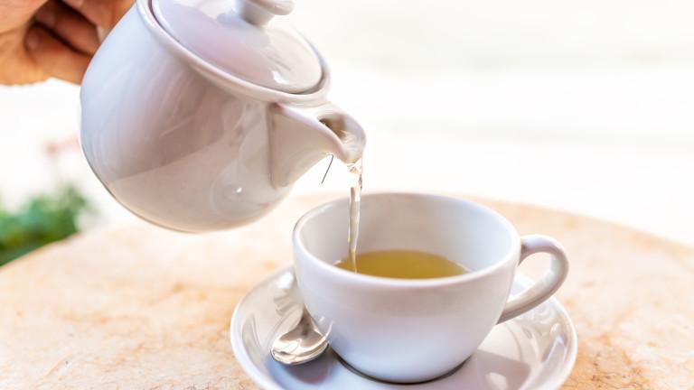 За черния и за зеления чай сме чували много. Нищо