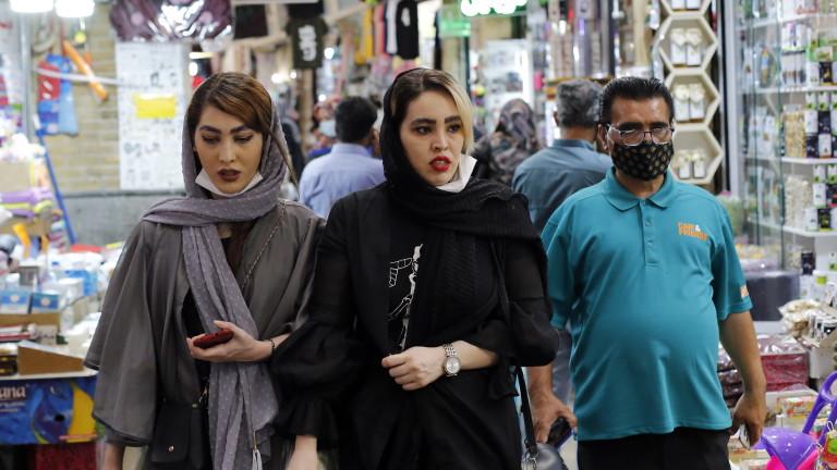 Иран пак счупи рекорда си за заразени с COVID-19