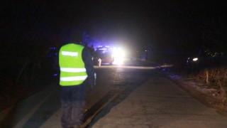 Велосипедист загина при катастрофа с микробус край Варна