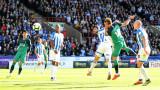 Хари Кейн с два гола за Тотнъм при 2:0 над Хъдърсфийлд