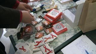 Прегърни болния от СПИН, призовават доброволци от БЧК