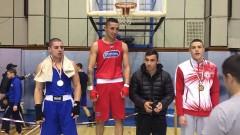Националът Иван Атанасов: Благодаря на Българската федерация по бокс за шанса да защитавам България