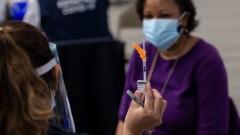 Повече от 50 млн. души в САЩ са получили първа доза ваксина