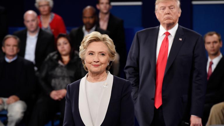 САЩ не заслужават Тръмп да им е президент, нападна Хилари Клинтън