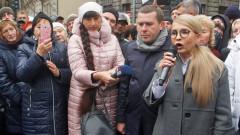 Тимошенко обвини президента Порошенко, че купува гласове