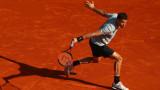 Григор Димитров: Не е лесно да играеш първия си мач на клей