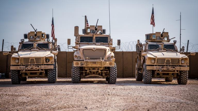 Русия скочи на САЩ за военните бази в Сирия, обезопасяващи петролни находища