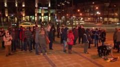 Варненци отдадоха почит на Пламен Горанов