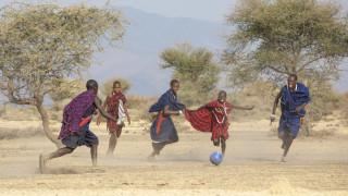 """""""Фитнес навиците"""" на племето Хадза"""