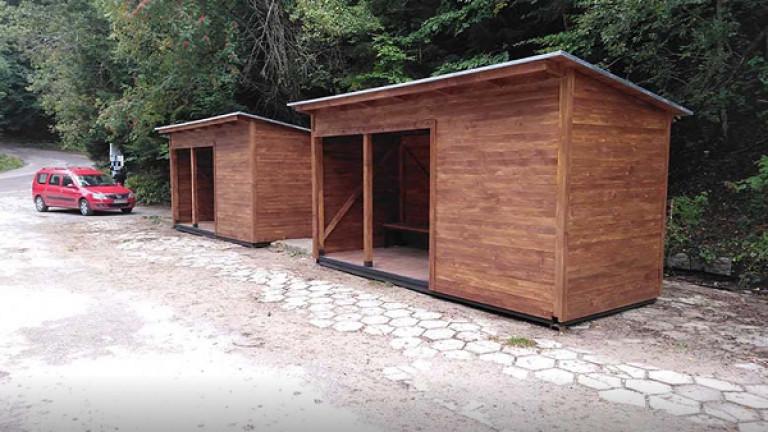 Два от заслоните в планината Витоша са възстановени, съобщават от