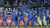 Левски победи Ботев (Пловдив) с 3:1 като гост