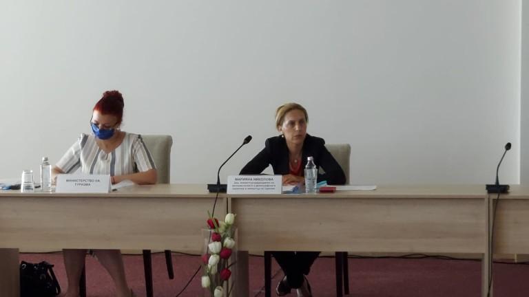 Вицепремиерът Марияна Николова на спешна среща с представителите на германските