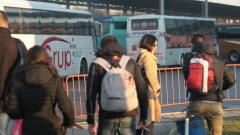Превозвачите в Хасково излизат на протест