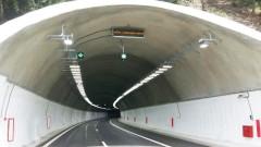 """Временно ограничават движението в тунел """"Топли дол"""" на АМ """"Хемус"""""""