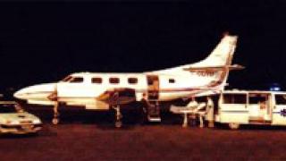 Самолет с трима души на борда се разби край Норвегия