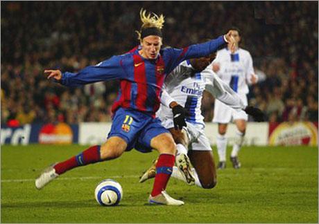 Гремио привлече бивш играч на Барселона