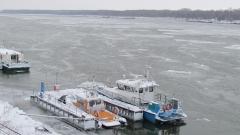 Окончателно забраниха корабоплаването по Дунав
