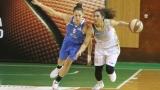 Баскетболистките на Хасково отпразнуваха Купата на България с домашен купон, дискотеките не работели