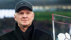 Щефан Ефенберг стана треньор в Трета Бундеслига