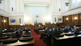 Парламентът разглежда промените в Изборния кодекс