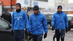 Трио пропуска старта на подготовката в Левски