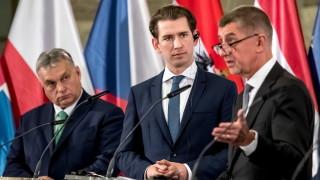 Австрия предупреди Вишеградската четворка, че е против отделяне на евросредства за атомна енергия