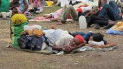 Холерата убива наред в Хаити