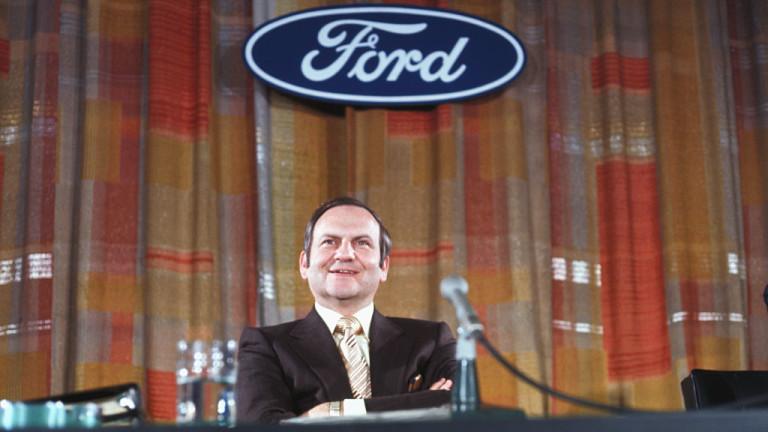 Лий Якока, създателят на Ford Mustang, спасил Chrysler от фалит, почина на 94-годишна възраст
