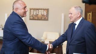 Борисов поиска от ЕК парите за чумата по свинете