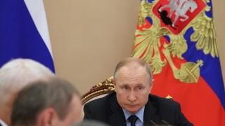 FAZ: Коронавирусът е опасен за Путин