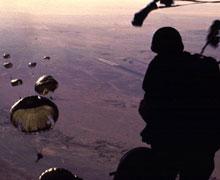 Отбелязват Деня на парашутиста