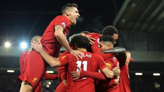 Чакането изглежда към своя край - Ливърпул подчини Ман Сити и направи важна крачка към спечелването на титлата