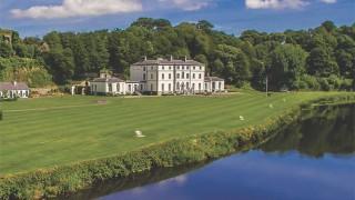 Ирландски замък от XIX век, посещаван от Майкъл Джаксън, се продава за €12,5 милиона (СНИМКИ)