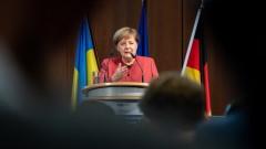 Не можем да си затваряме очите пред агресията на Русия, скочи Меркел