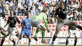 Уигън разгроми Манчестър Сити с 4:0
