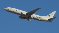 Военен самолет на САЩ разузнава в Керченския проток и Крим