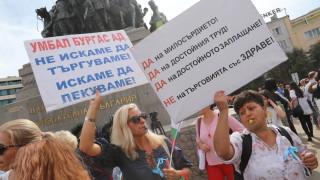 Над 10 г. КНСБ не са защитили дори едно право на медицинските сестри