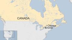 Два самолета се удариха в Торонто