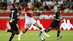 Монако победи Монпелие с 1:0 в мач от Лига 1