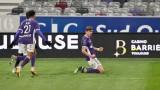 Бивш футболист на Левски продължава да блести във Франция