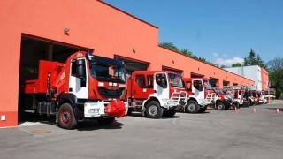 Пожарната в Созопол се сдоби с два високопроходими автомобила